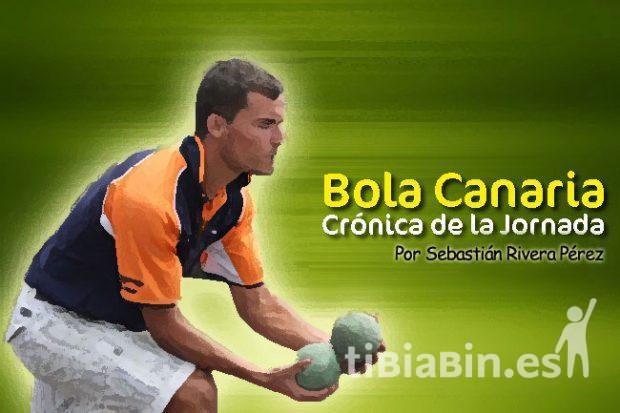 Resultados Final Copa de Bola Canaria 2016