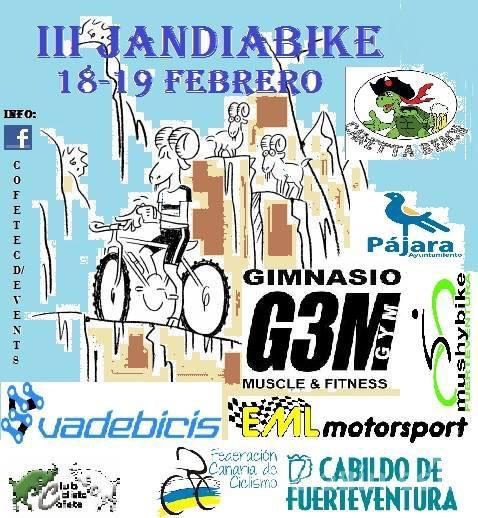 El Club Ciclista Cofete abre las inscripciones para la tercera edición del Jandía Bike