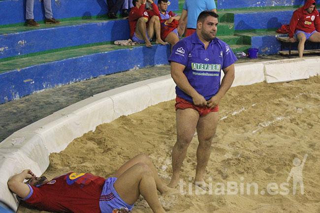 El Rosario venció fácilmente a un Saladar sin Miguel