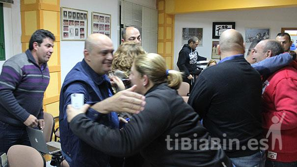 Víctor Alonso y Juan Ramón Marcelino vencedores en las elecciones a las Federaciones de Lucha Canaria