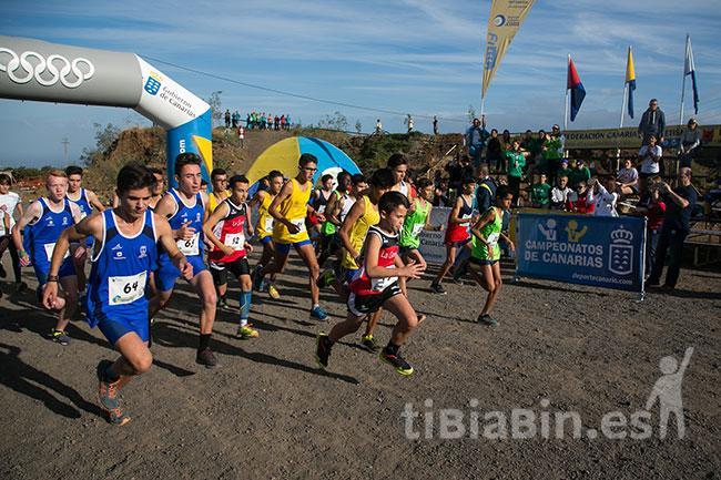 Gran Tarajal acogerá el próximo domingo la celebración los XXXV Campeonatos de Canarias en Edad Escolar