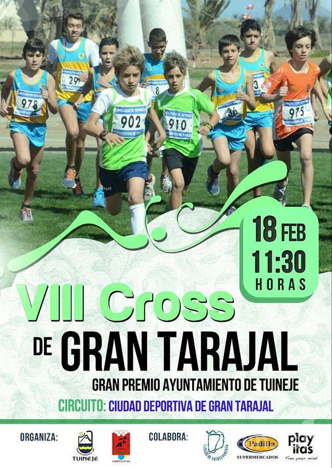 Cross de Gran Tarajal, cierra la temporada invernal