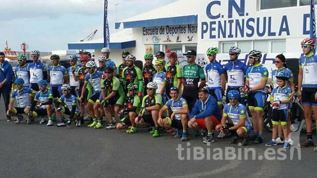 El III Jandía Bike reúne a unos 300 ciclistas