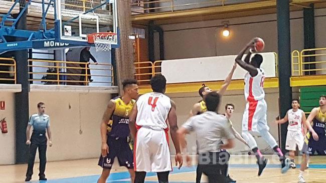 Un mal tercer cuarto condena al Aloe Plus Lanzarote Conejero ante el Guadalajara Basket