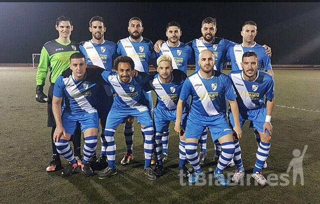 El Club de Fútbol Triquivijate entre los primeros puestos de la Liga Regional de Fuerteventura