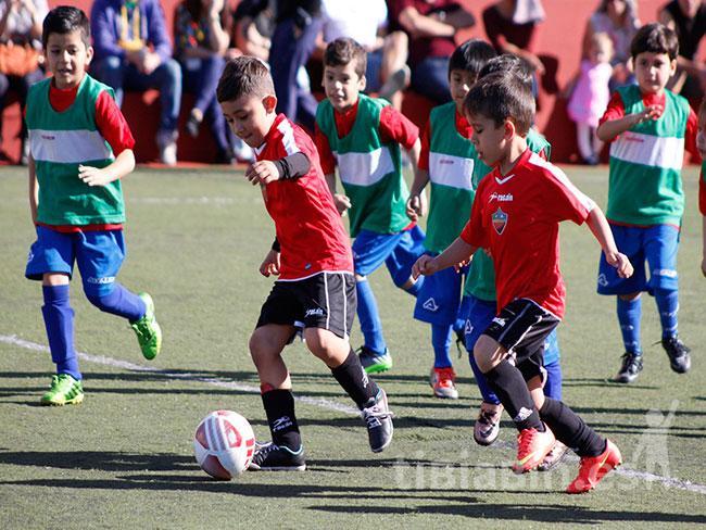 Este sábado se disputa la tercera jornada del Torneo de Fútbol Pre-Benjamín de Arrecife
