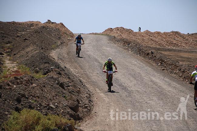 Unos 140 ciclistas participaron este fin de semana en la Cronoescalada Oasis Bike