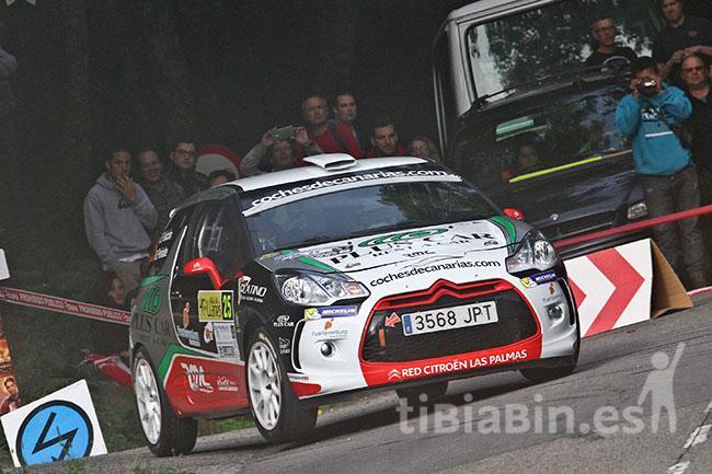 Emma Falcón defiende la corona de la categoría R3 desde el Rally Sierra Morena
