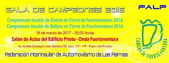 Gala de Campeones 2016
