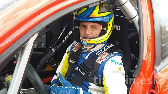 Quinta y sexta posición en Turismos para el MRT Rally Team en Betancuria