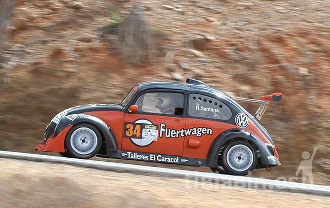 La V Subida de Betancuria ultima detalles para arrancar con el Campeonato DISA de Canarias de Montaña