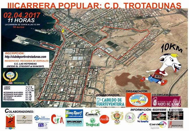 III Carrera Popular CD Trotadunas