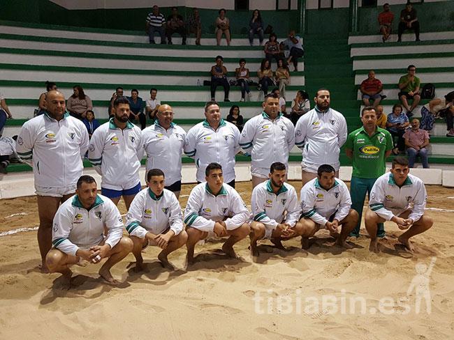 El Maxorata consigue sus primeros puntos de la Copa al vencer al Rosario