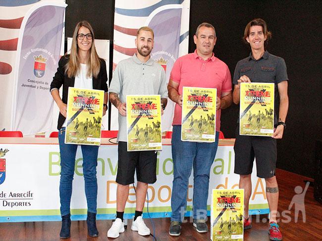 """Más de 200 corredores participarán en la II Xtreme Running """"Ciudad de Arrecife"""""""