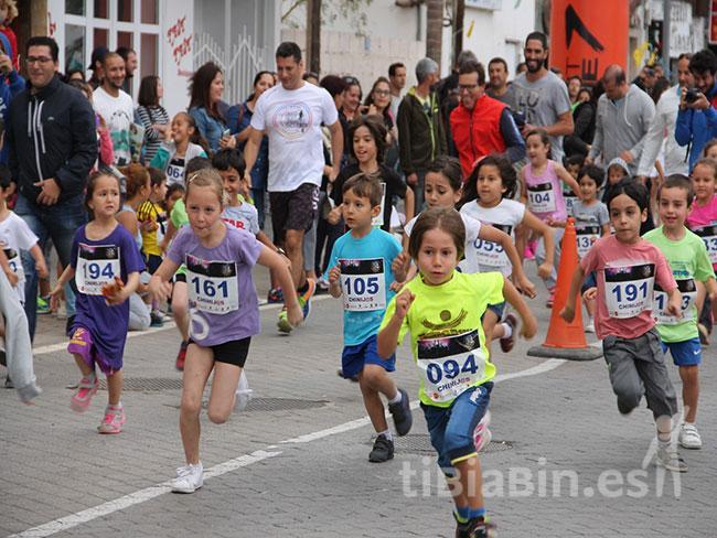 """La Disco Night Urban Race """"Ciudad de Arrecife"""" tendrá carreras de gateo, chinijos e infantil"""
