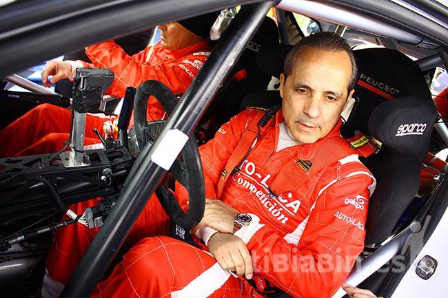 Auto-Laca, con cuatro equipos en el Rally Islas Canarias