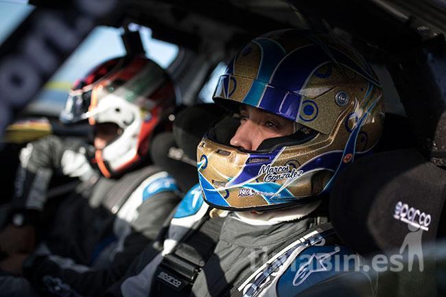 González regresa al Campeonato de Canarias de Rallies de Tierra con el MRT Rally Team
