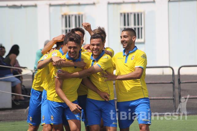 Las Palmas B se proclama campeón en el Municipal de El Cotillo