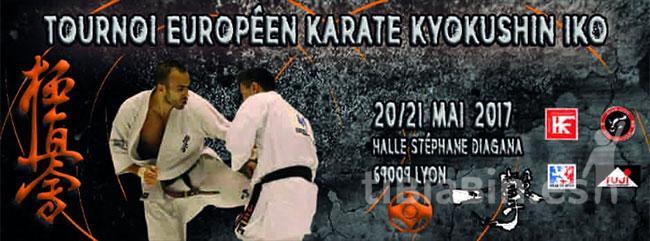 Siete karatecas del C.A.M. EL JABLE participarán en el Campeonato de Europa