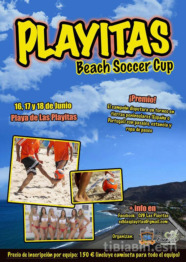 Playitas Beach Soccer Cup