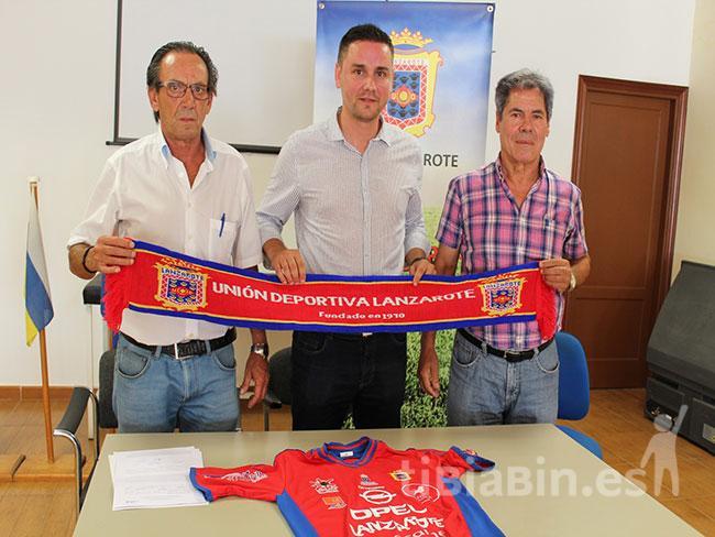 Maxi Barrera será el nuevo entrenador de la UD Lanzarote para la póxima temporada