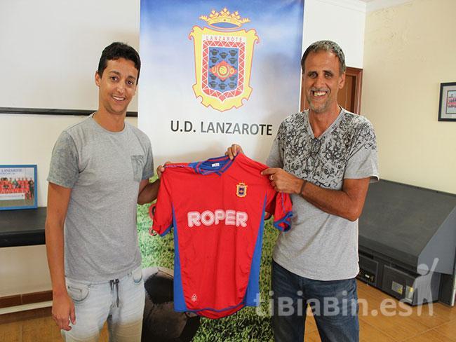 El equipo juvenil de la UD Lanzarote será dirigido por Vicente Hernández
