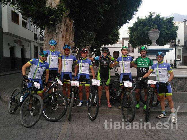 El Club Deportivo Cofete obtiene buenos resultados en el Campeonato de Canarias de Maratón XCM