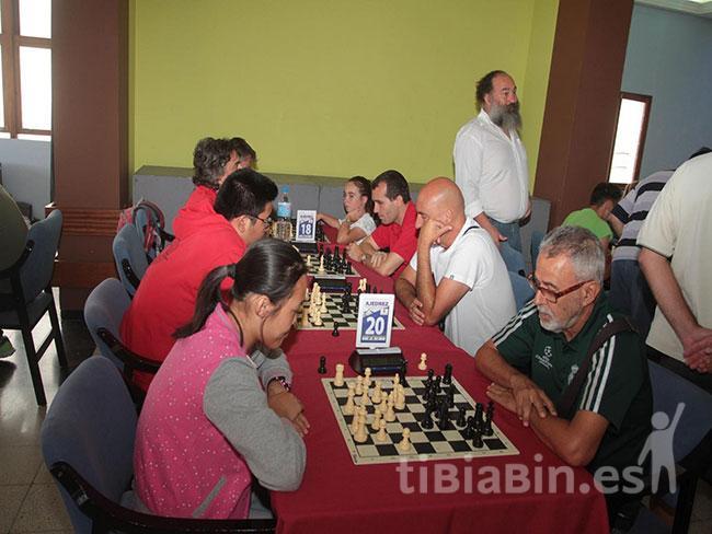 """David Lariño se impone en el III Torneo de Ajedrez """"Ciudad de Arrecife"""""""