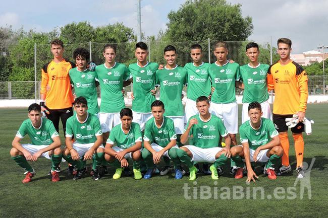 El Maxofuer se quedó en cuartos de la Salou Youth Cup