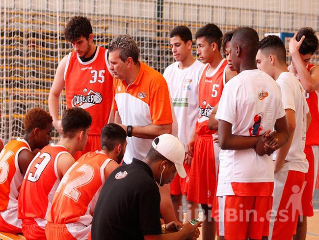 Federico Toledo será el nuevo entrenador del Aloe Plus Lanzarote Conejero