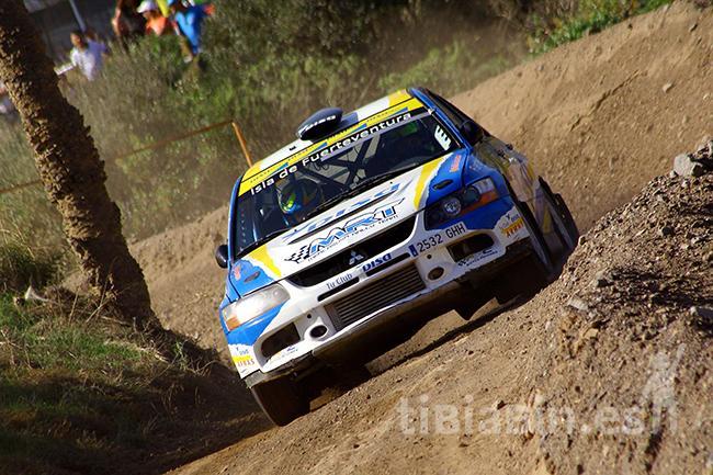 El MRT Rally Team, con siete coches en Fuerteventura