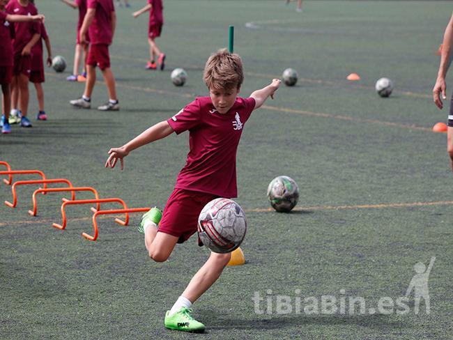 Un centenar de jóvenes disfrutan del deporte en el Campus Desarrollo Integral Deportivo