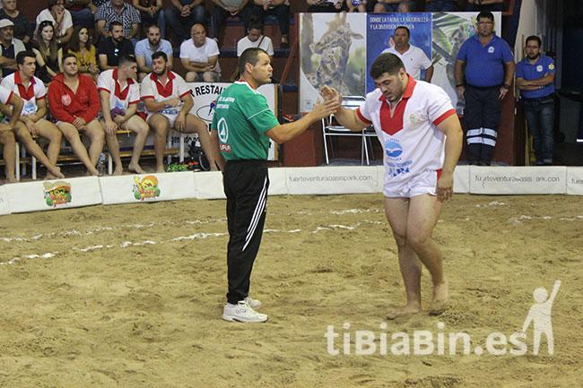 Eusebio Ledesma nuevo puntal A del Maxorata