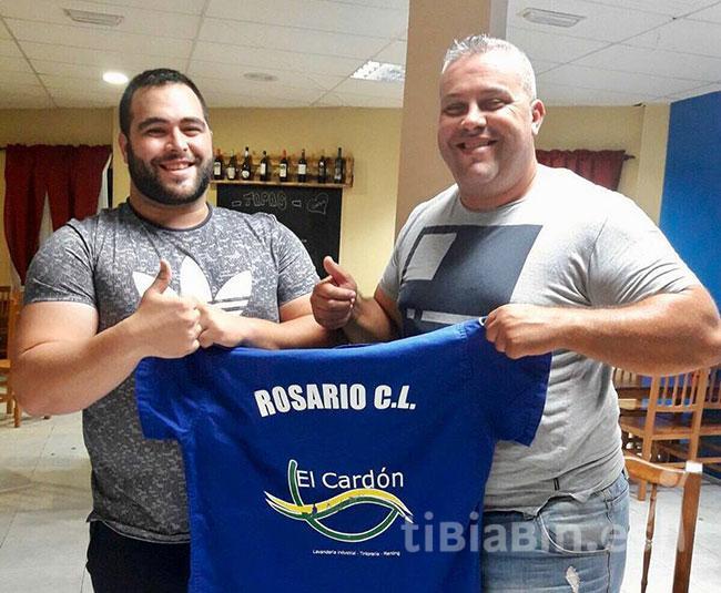 El Rosario continúa la renovación de su plantilla con Manuel Armas y Óscar Álvarez