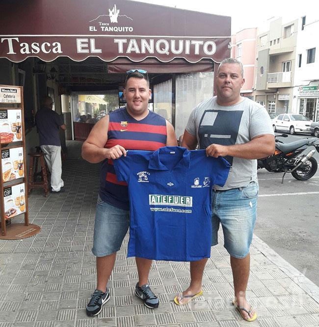 """""""El panceta"""" seguirá una temporada más en su club"""