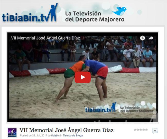 Vídeo resumen VII Memorial José Ángel Guerra