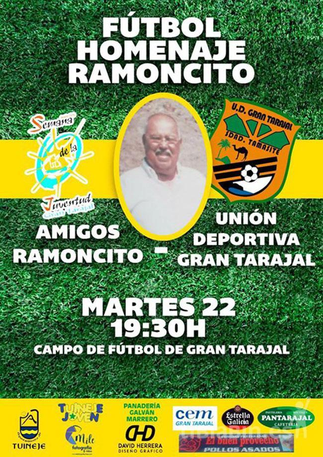 "Partido Homenaje ""Ramoncito"""