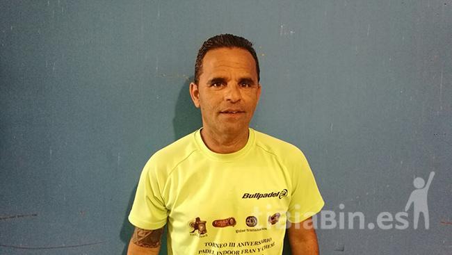 Celestino Alemán, nuevo entrenador del Isla Larga