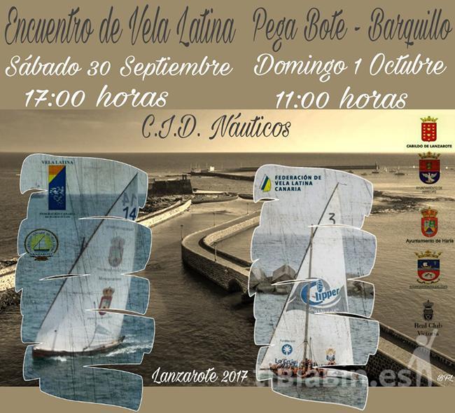Lanzarote se prepara para acoger la confraternización anual entre botes y barquillos