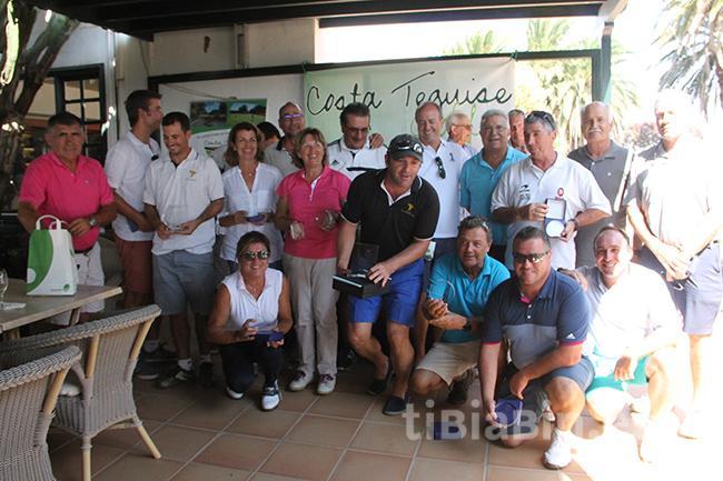 Lanzarote puso el cierre al ranking del Torneo Federación Canaria de Golf