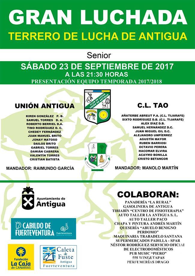 C.L. Unión Antigua – C.L. Tao