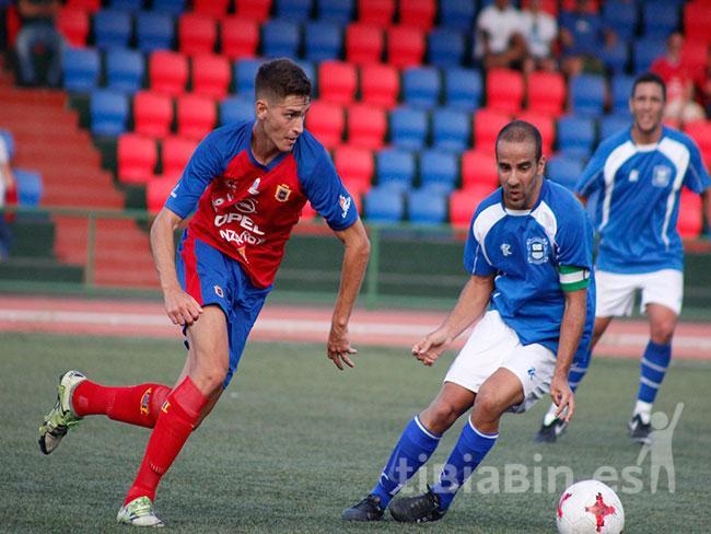 Dos goles psicológicos de la UD Lanzarote terminan por derrumbar al Unión Puerto