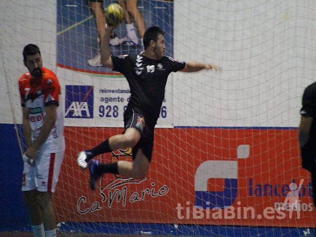 El Ca´Mario Lanzarote visita la cancha de uno de los equipos revelación