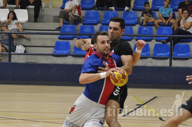 El Ca´Mario Lanzarote asalta la cancha del CD Agustinos Alicante (27-28)