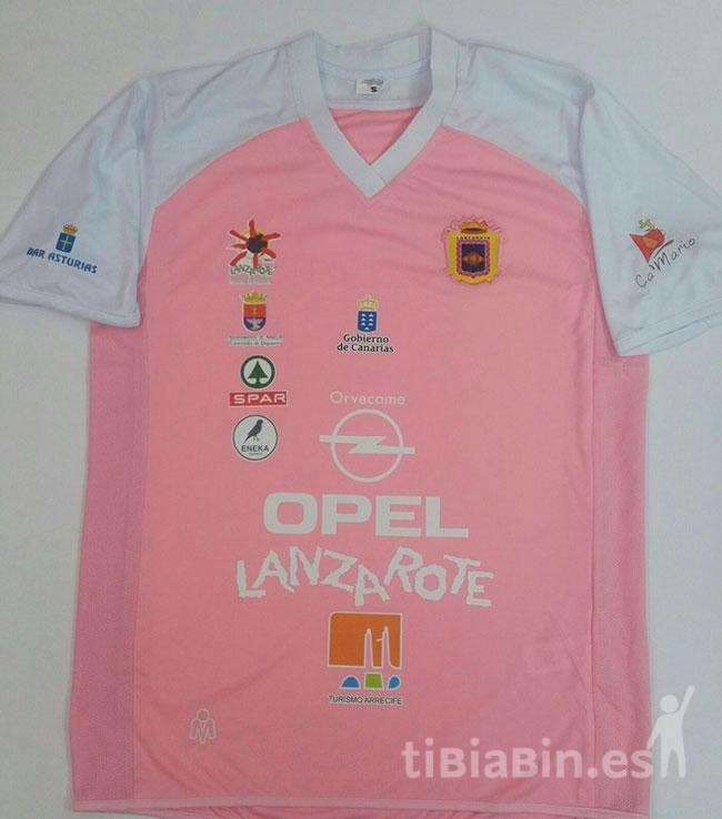 La UD Lanzarote se une a la lucha contra el cáncer de mama