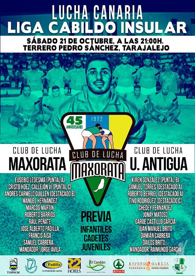 Maxorata – Unión Antigua