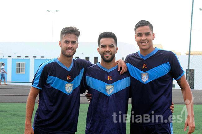 El Cotillo se refuerza con tres nuevos jugadores.