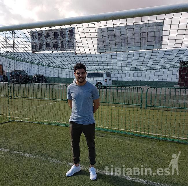 Jhonny nuevo refuerzo para la delantera del Unión Puerto