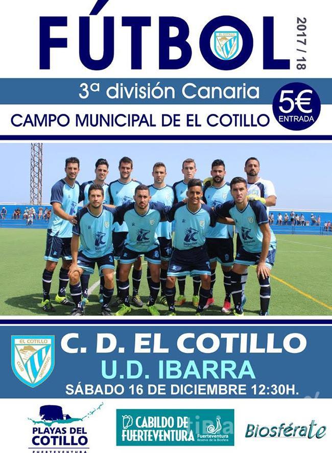 Cartel CD Cotillo