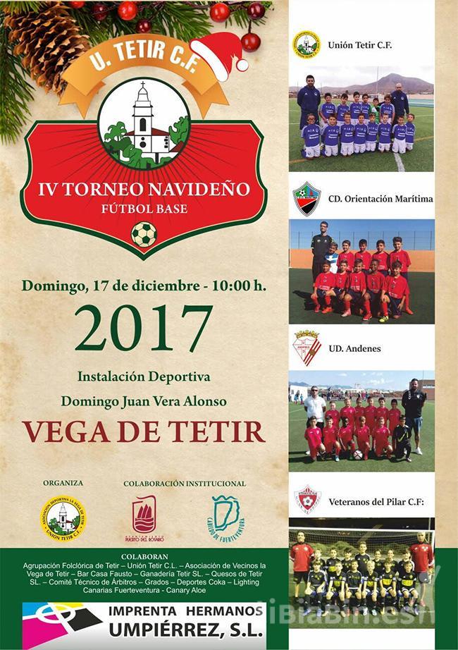 Torneo Navideño U. Tetir CF